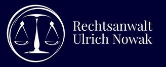 Rechtsanwalt Ulrich Nowak